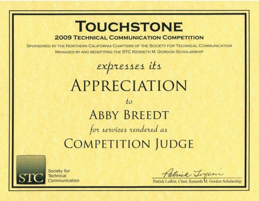 Certificate Of Appreciation Sample For Judges  PrEnergy